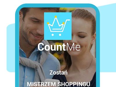 aplikacja CountMe
