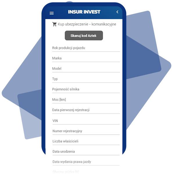 aplikacja Insur Invest